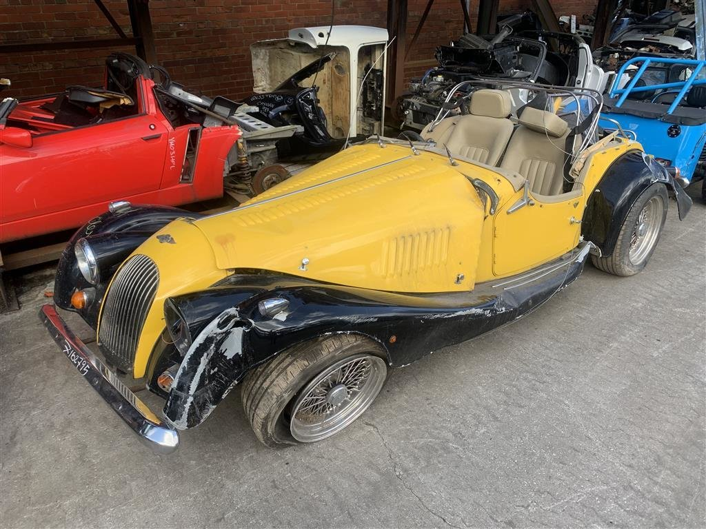 1996 morgan plus 8 complete package of parts no chassis For Sale (picture 6 of 6)
