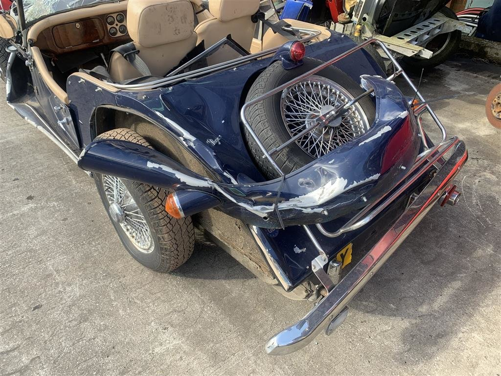 2001 2005 morgan plus 4 complete packagae of parts  For Sale (picture 2 of 6)