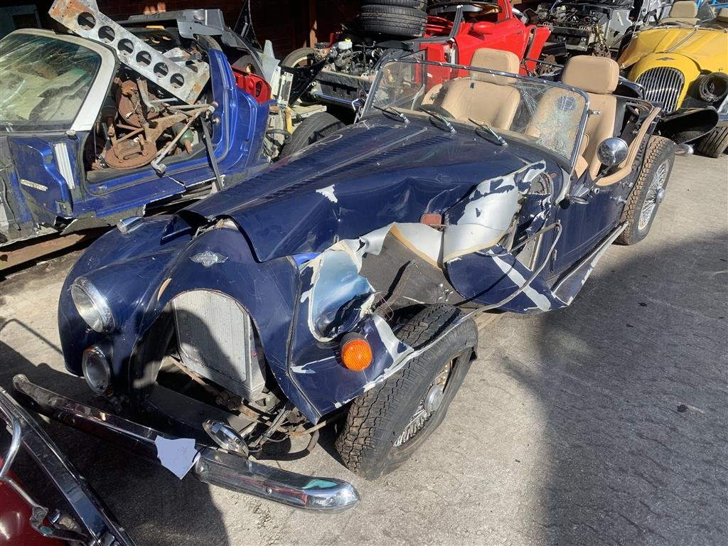 2001 2005 morgan plus 4 complete packagae of parts  For Sale (picture 4 of 6)
