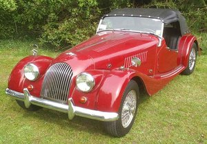 1964 Morgan - 2 seater - Plus 4 - LHD -