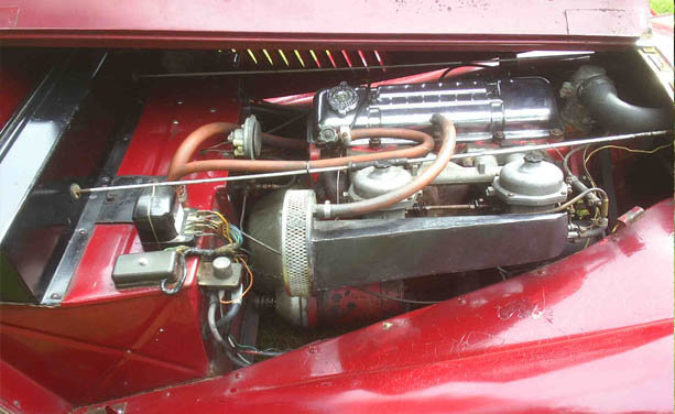 1964 Morgan - 2 seater - Plus 4 - LHD -  For Sale (picture 4 of 6)