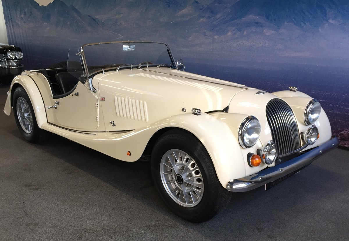 1972 Morgan Plus 8 LHD For Sale (picture 1 of 6)