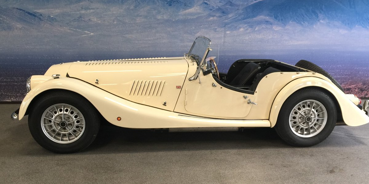 1972 Morgan Plus 8 LHD For Sale (picture 2 of 6)