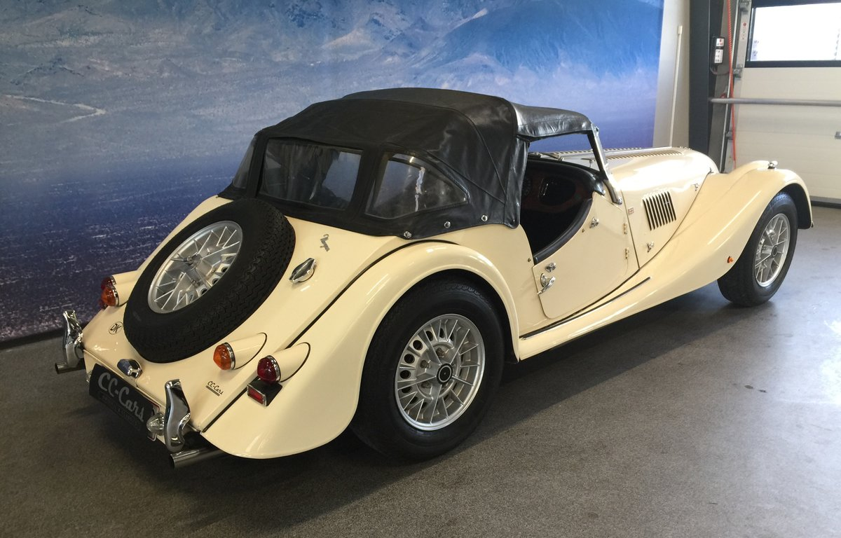 1972 Morgan Plus 8 LHD For Sale (picture 3 of 6)