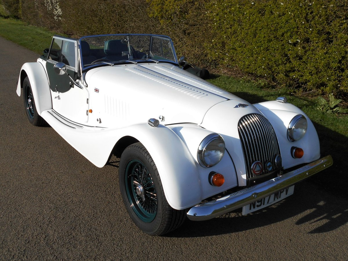 1996  Morgan Plus 4 For Sale (picture 1 of 6)