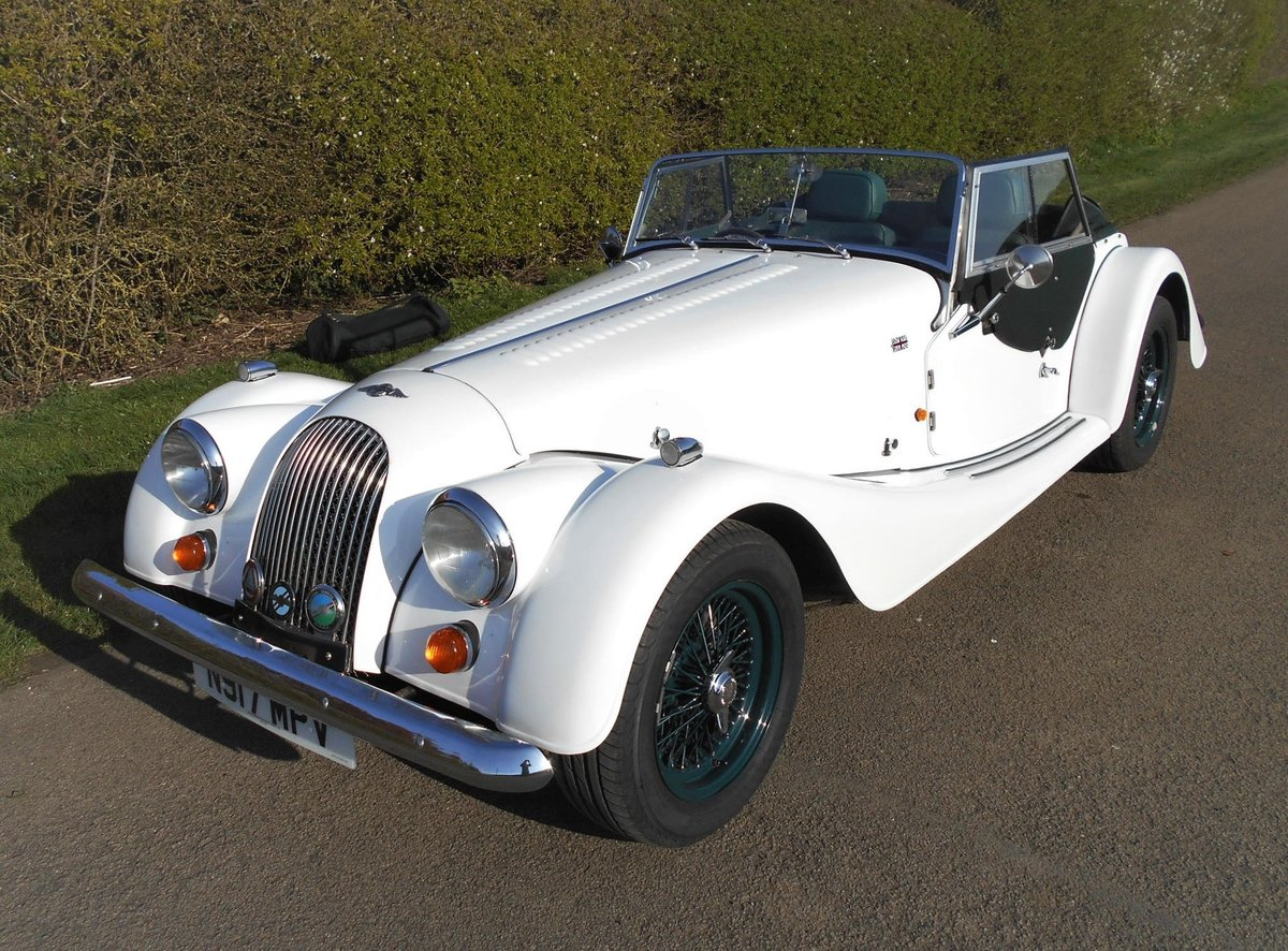 1996  Morgan Plus 4 For Sale (picture 2 of 6)