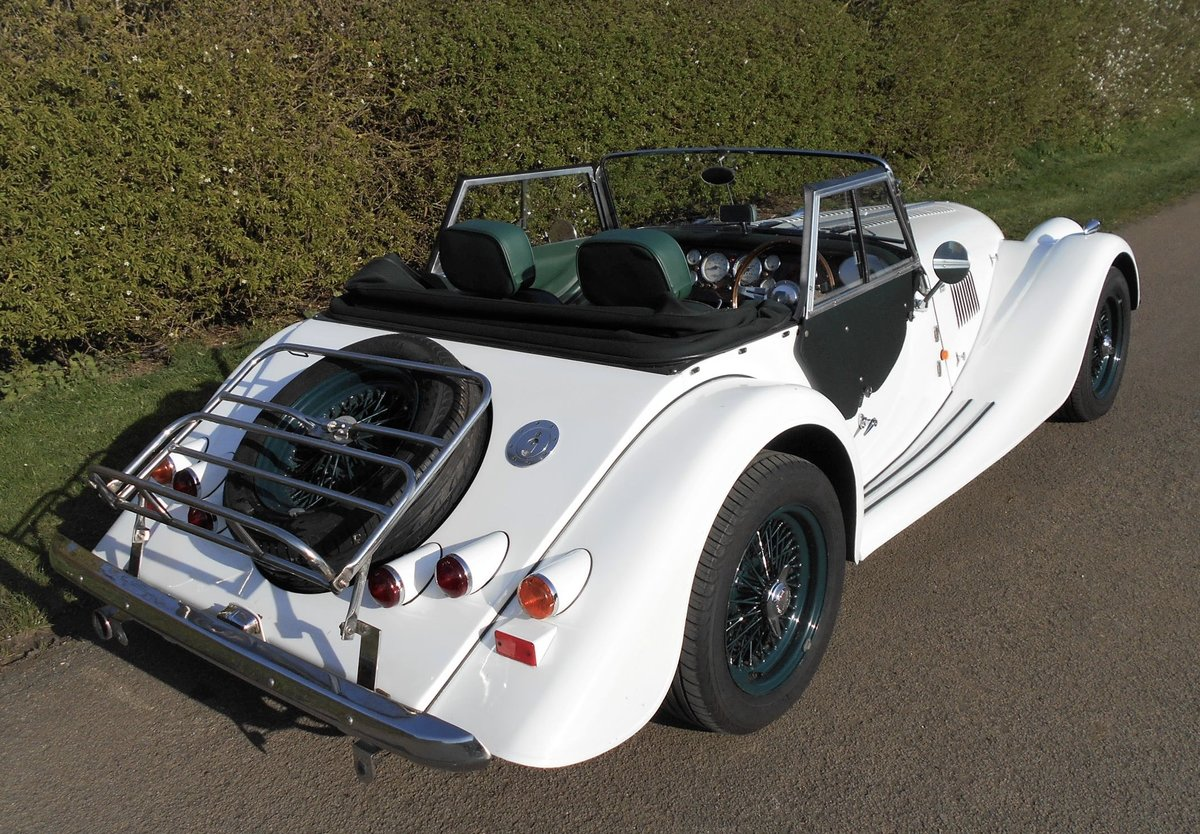 1996  Morgan Plus 4 For Sale (picture 4 of 6)