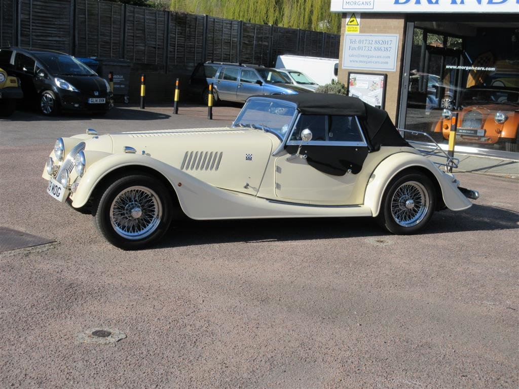 2008 Morgan Plus 4 2 Seater.  For Sale (picture 2 of 6)