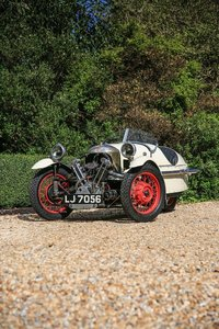 1933 Morgan Supersports 3 wheeler 1100cc OHV J.A.P