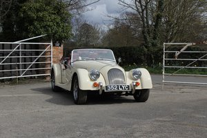 2011 Morgan Plus 4, 14200 Miles, Full Supplying Dealer History