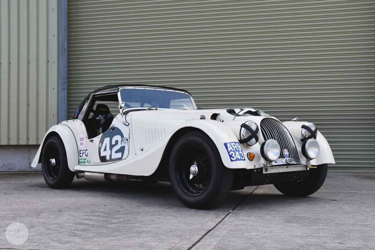 1962 Morgan Plus Four Super Sports Lowline - FIA For Sale (picture 1 of 6)