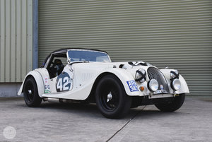 1962 Morgan Plus Four Super Sports Lowline - FIA