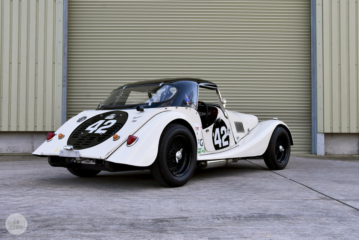 1962 Morgan Plus Four Super Sports Lowline - FIA For Sale (picture 2 of 6)