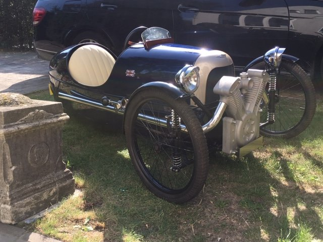 2001 Morgan Supersport Junior For Sale (picture 1 of 5)