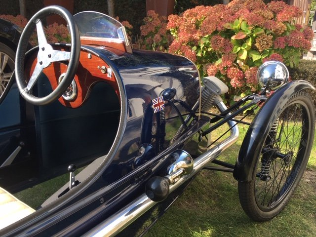 2001 Morgan Supersport Junior For Sale (picture 3 of 5)