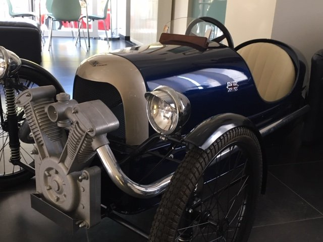 2001 Morgan Supersport Junior For Sale (picture 5 of 5)