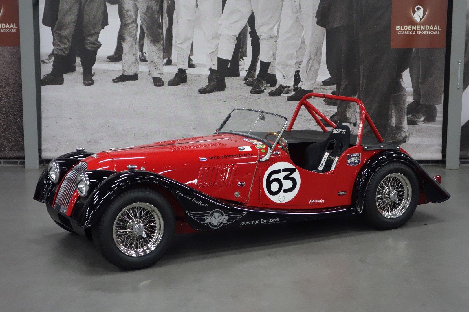1963 Morgan Plus 4 Super Sport For Sale (picture 1 of 6)