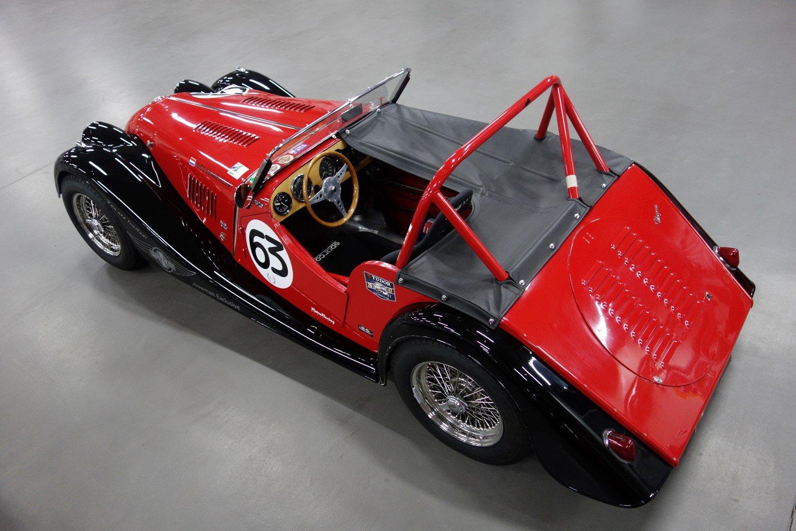 1963 Morgan Plus 4 Super Sport For Sale (picture 4 of 6)