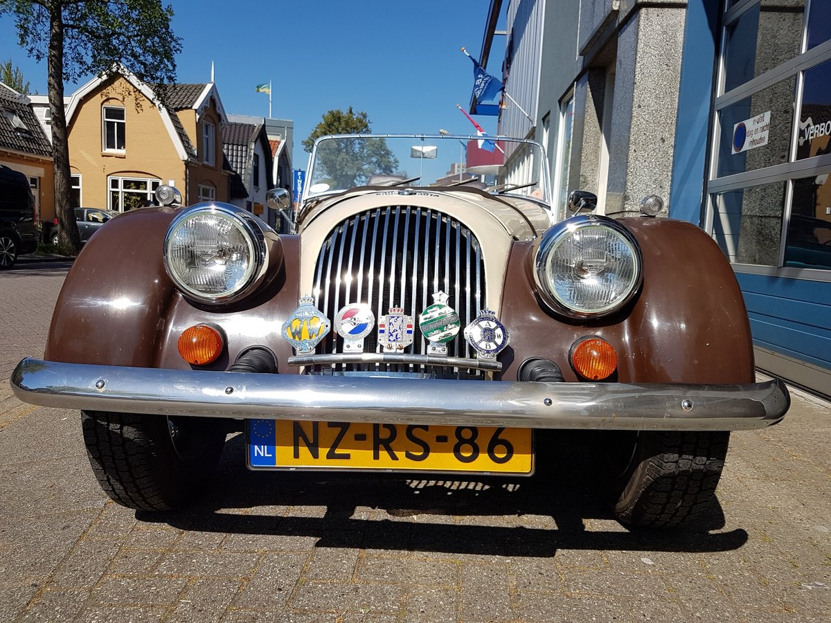 1976 Morgan 4/4 2 seater for sale For Sale (picture 1 of 6)