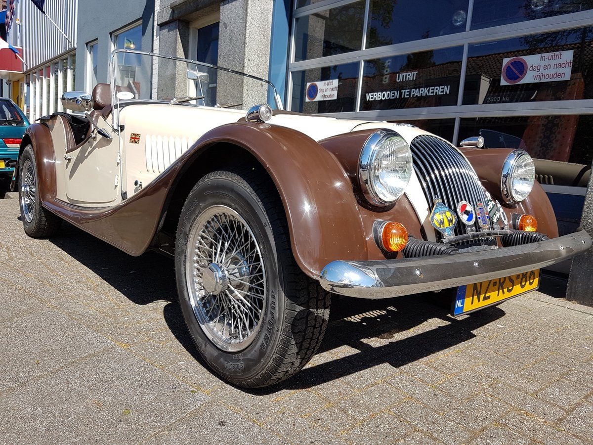 1976 Morgan 4/4 2 seater for sale For Sale (picture 2 of 6)