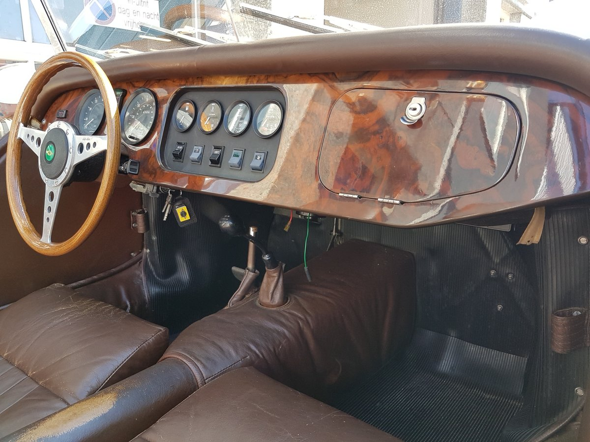 1976 Morgan 4/4 2 seater for sale For Sale (picture 4 of 6)