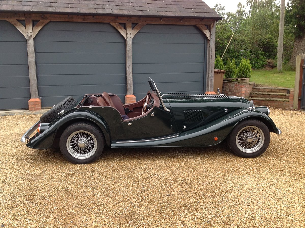 1996 Morgan 4/4 2 seater For Sale (picture 1 of 6)