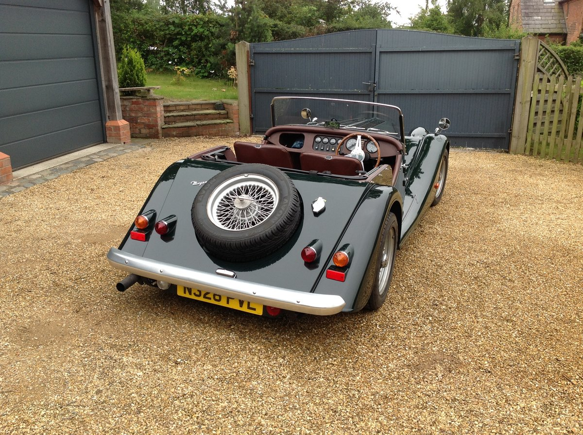 1996 Morgan 4/4 2 seater For Sale (picture 2 of 6)