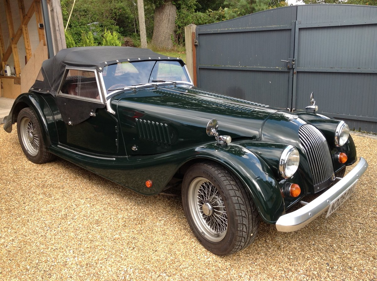 1996 Morgan 4/4 2 seater For Sale (picture 4 of 6)