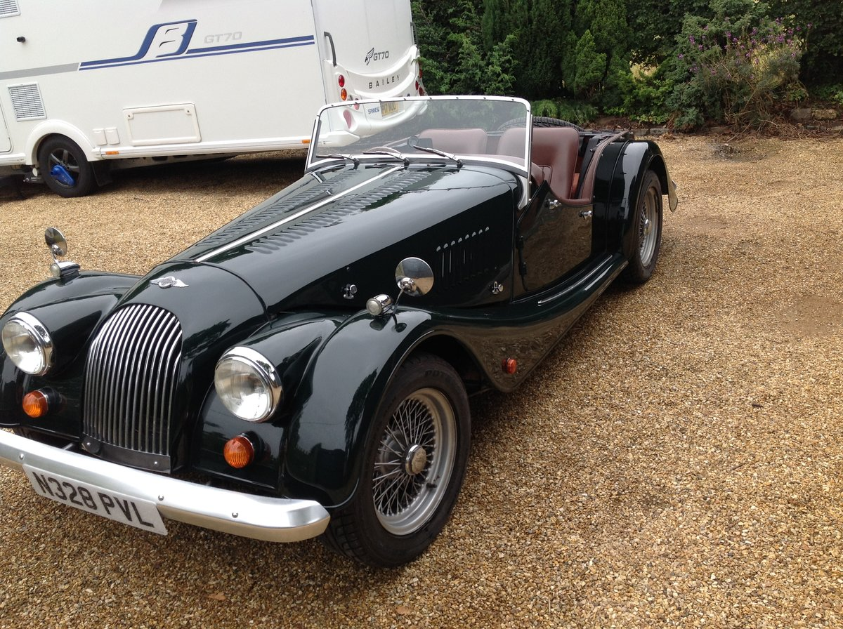 1996 Morgan 4/4 2 seater For Sale (picture 5 of 6)