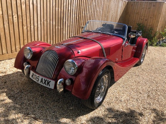 2015 Morgan +4 2.0 Duratec for sale  For Sale (picture 1 of 6)