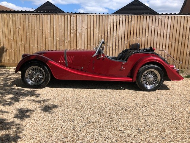 2015 Morgan +4 2.0 Duratec for sale  For Sale (picture 2 of 6)