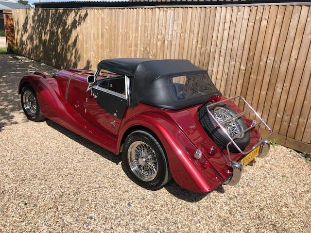 2015 Morgan +4 2.0 Duratec for sale  For Sale (picture 5 of 6)