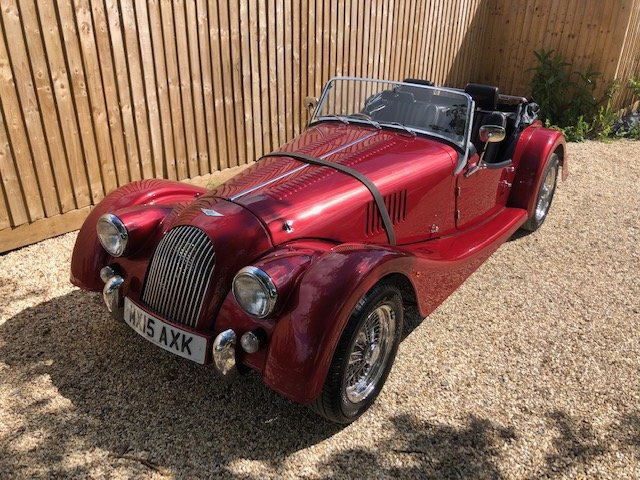 2015 Morgan +4 2.0 Duratec for sale  For Sale (picture 6 of 6)