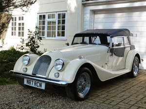 1996 Morgan Plus 4 Immaculate, low mileage 4 seater For Sale