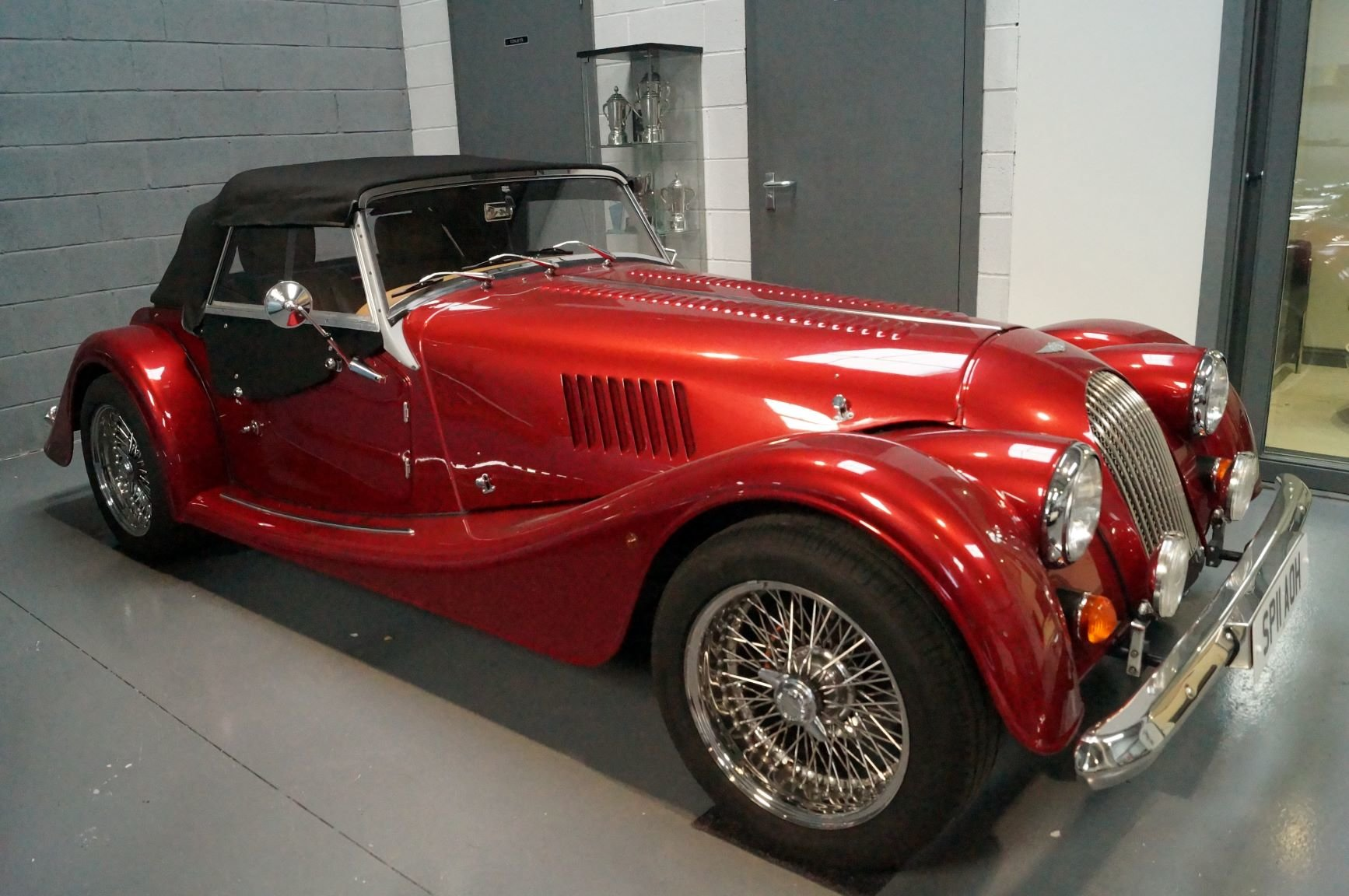 2011 Morgan Roadster 3.0 For Sale (picture 1 of 6)