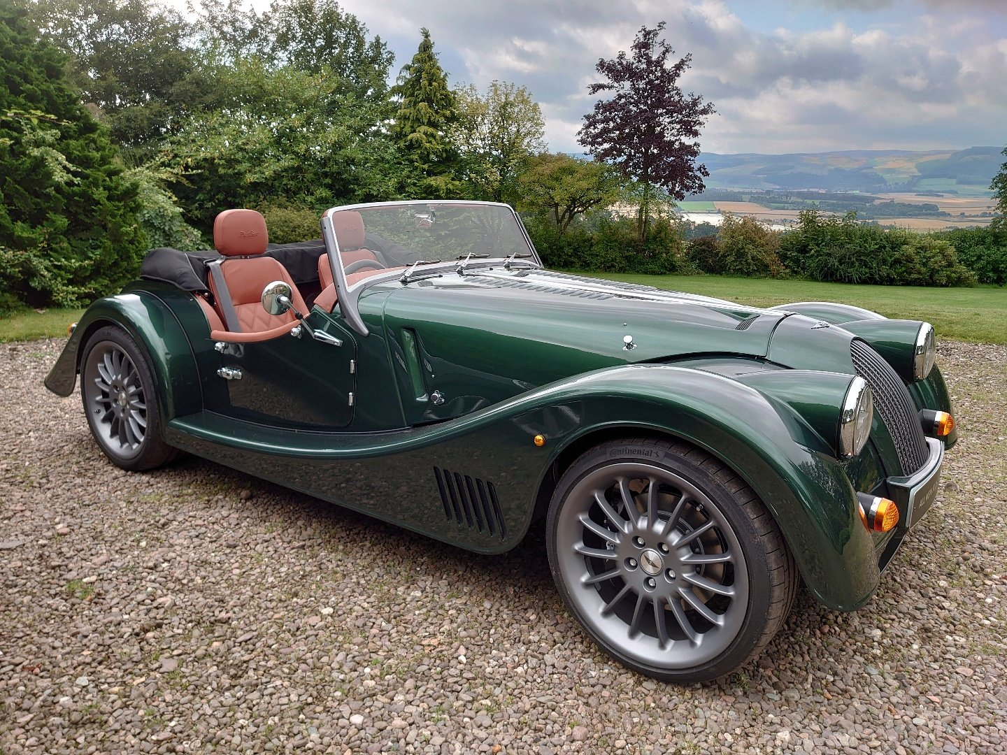 2020 Morgan Plus Six Launch Edition For Sale (picture 1 of 6)
