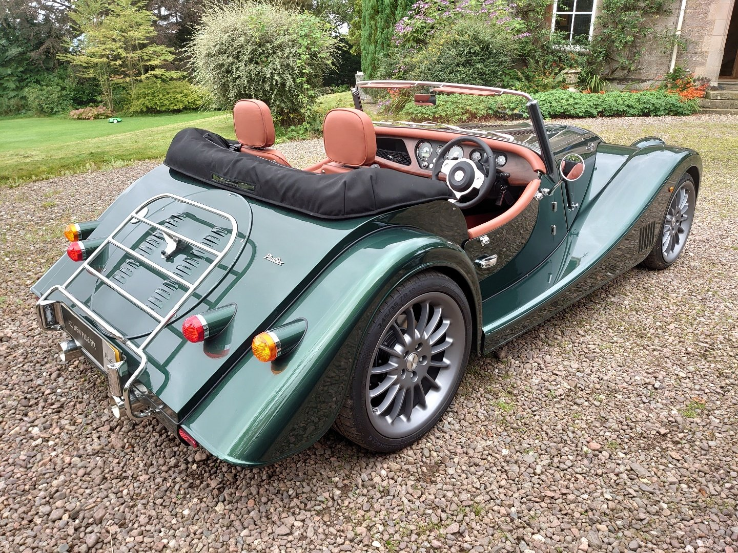 2020 Morgan Plus Six Launch Edition For Sale (picture 2 of 6)