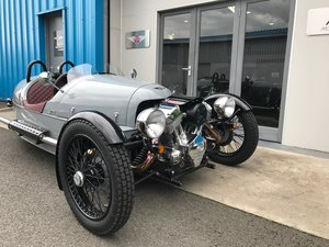 2019 Morgan 3 Wheeler