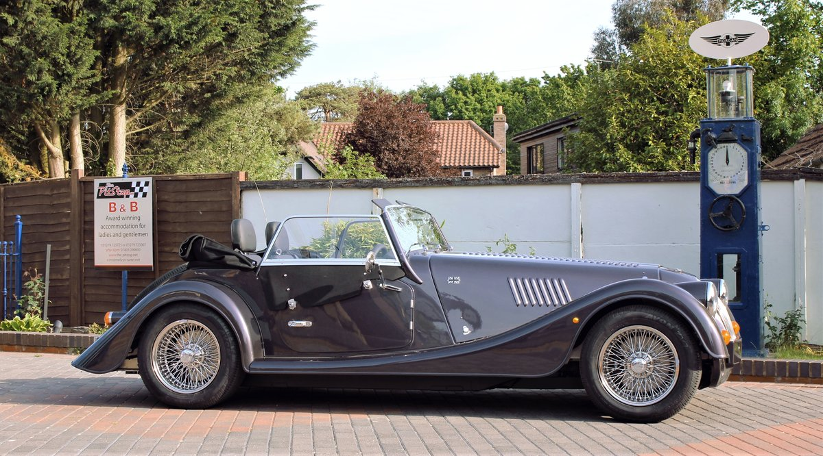 2020 All-New Morgan Plus Four For Sale (picture 2 of 6)
