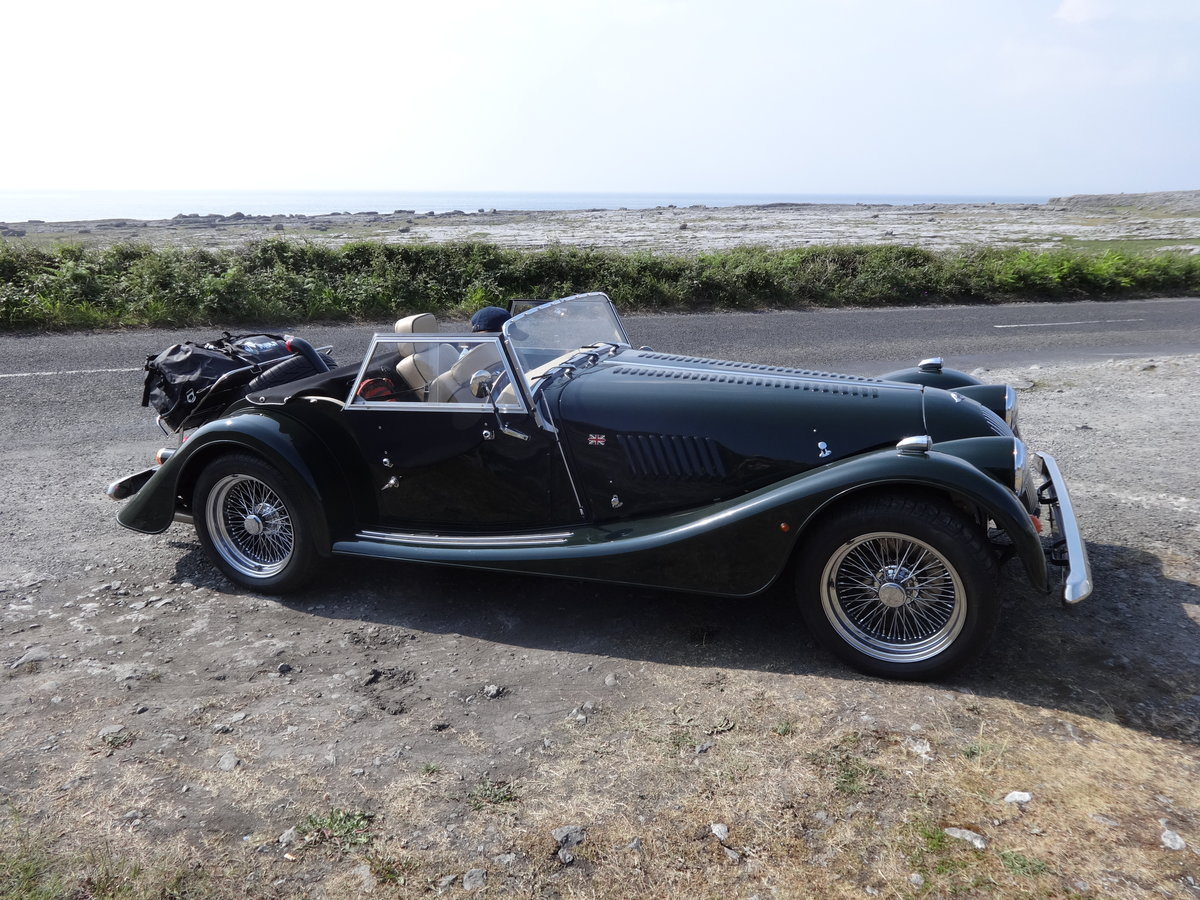1998 morgan plus 8 SOLD (picture 1 of 1)