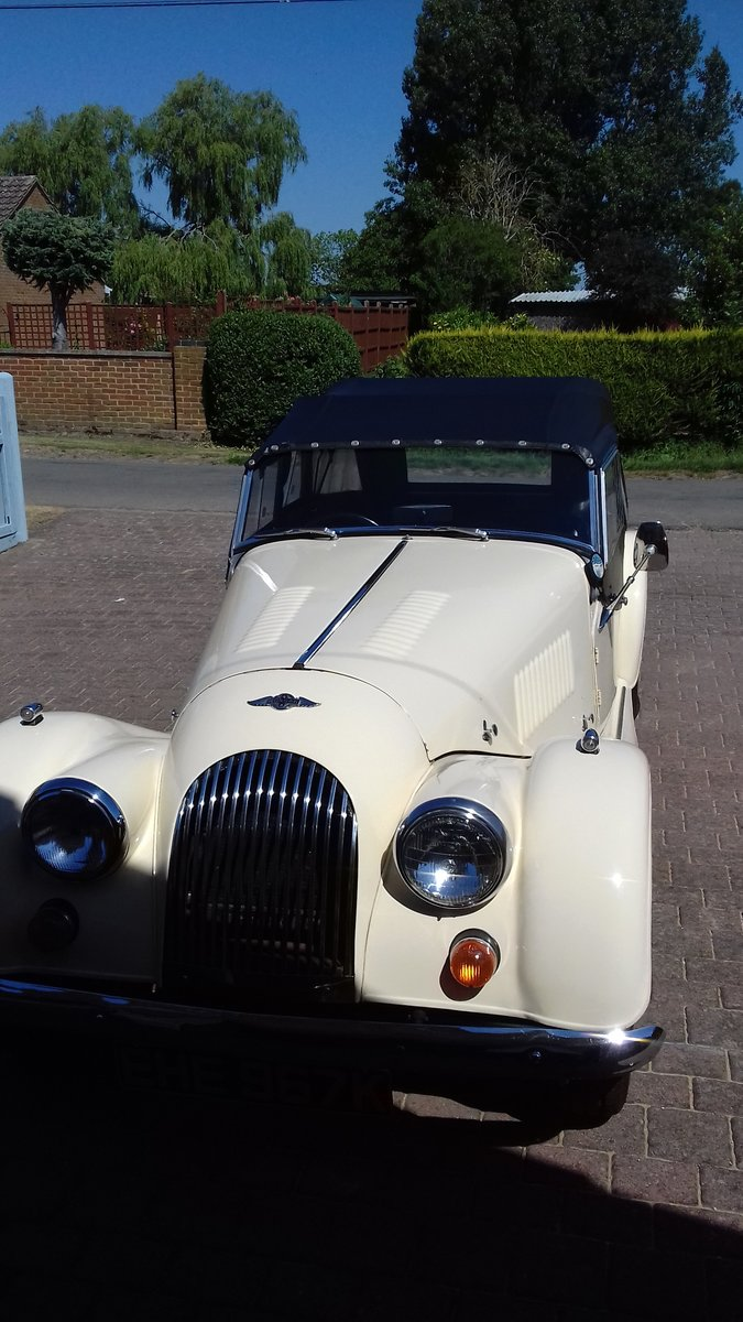 1972 Morgan 4/4  For Sale (picture 4 of 6)