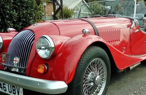 1987 Morgan 4/4  (4 seater)