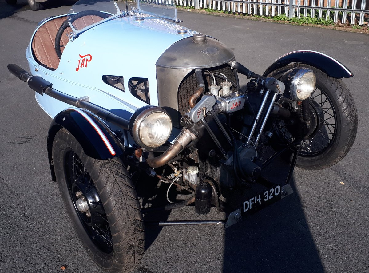 1939 Morgan Three Wheeler  For Sale (picture 2 of 5)