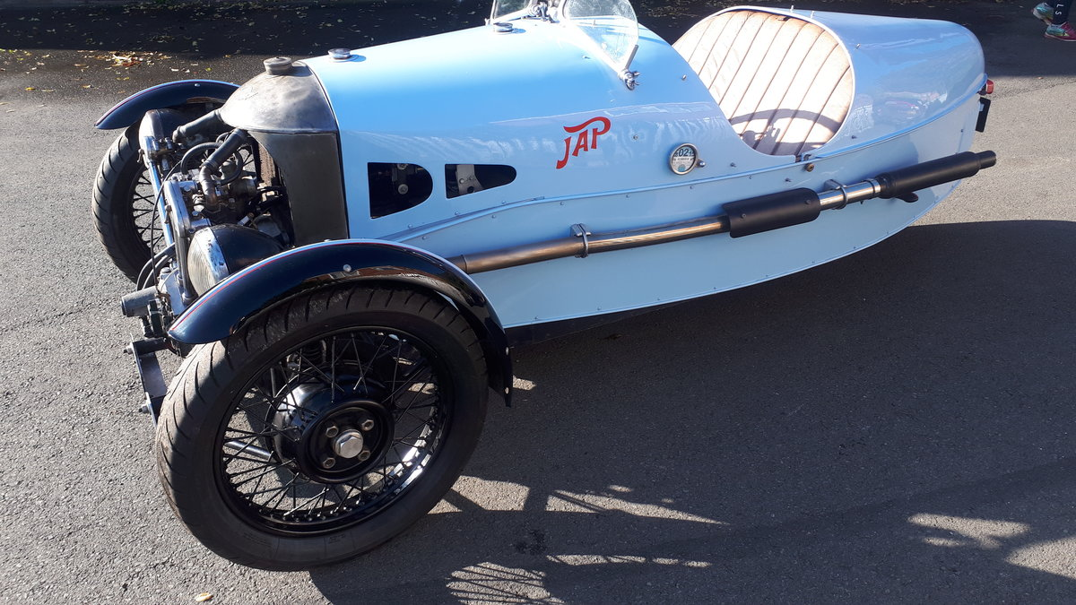 1939 Morgan Three Wheeler  For Sale (picture 3 of 5)