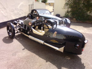 2019 Morgan Super Sports Three Weeler Trike SOLD (picture 1 of 6)