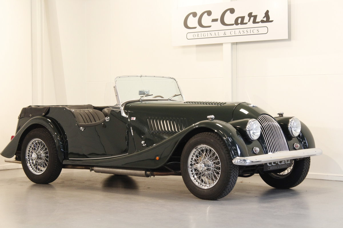 1966 Morgan Plus four 4 seater For Sale (picture 1 of 6)