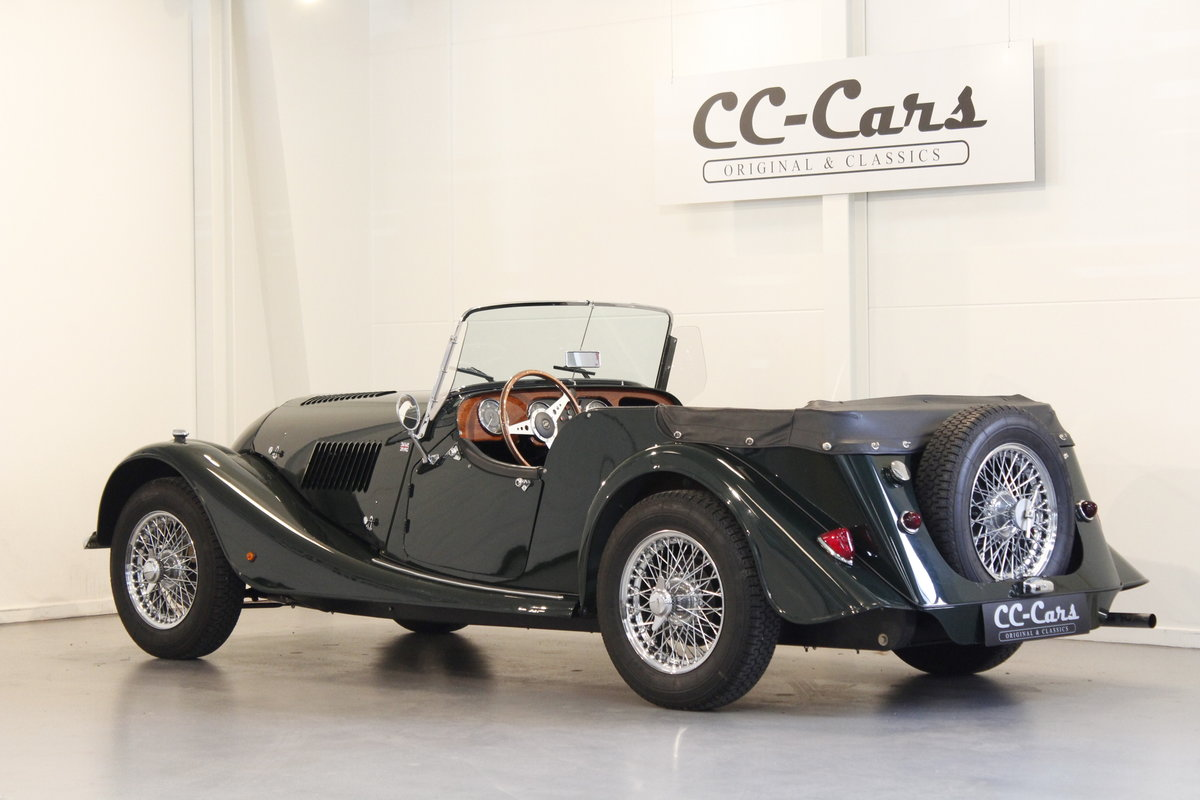 1966 Morgan Plus four 4 seater For Sale (picture 2 of 6)