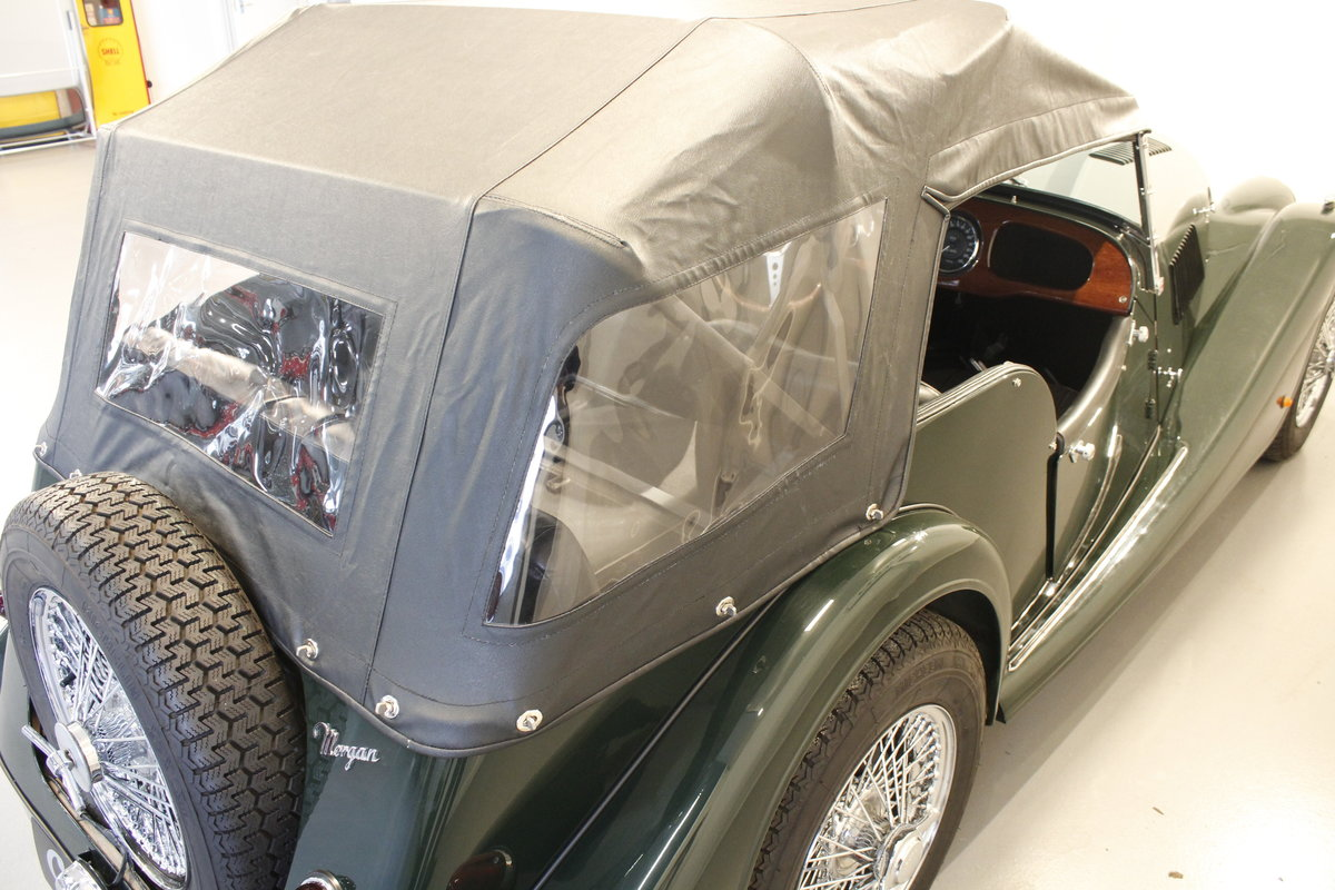 1966 Morgan Plus four 4 seater For Sale (picture 3 of 6)