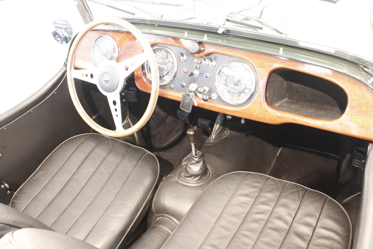 1966 Morgan Plus four 4 seater For Sale (picture 4 of 6)