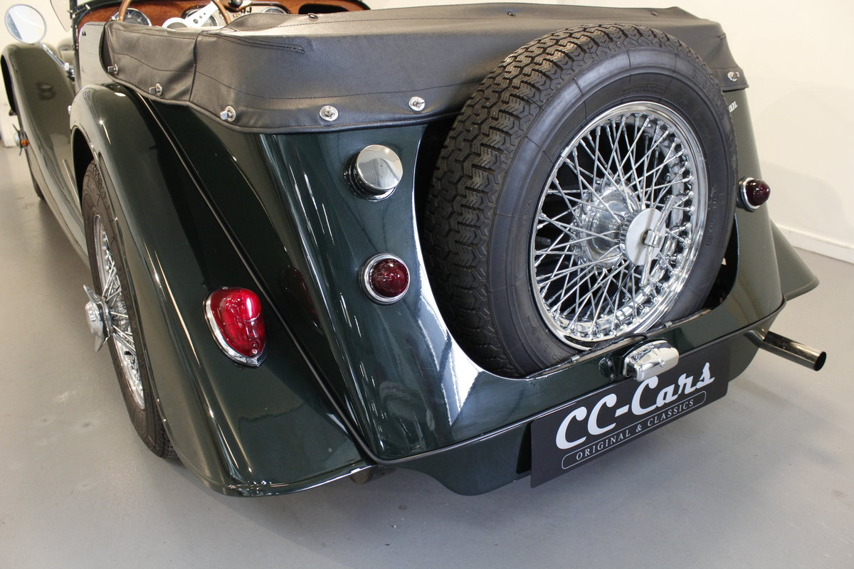 1966 Morgan Plus four 4 seater For Sale (picture 6 of 6)